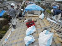 東日本大震災復旧の様子