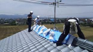熊本地震の災害調査